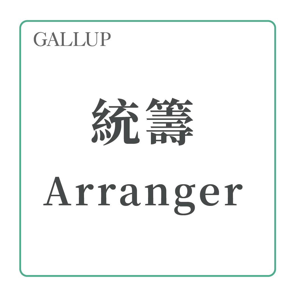 蓋洛普天賦主題解讀(5):統籌(Arranger)
